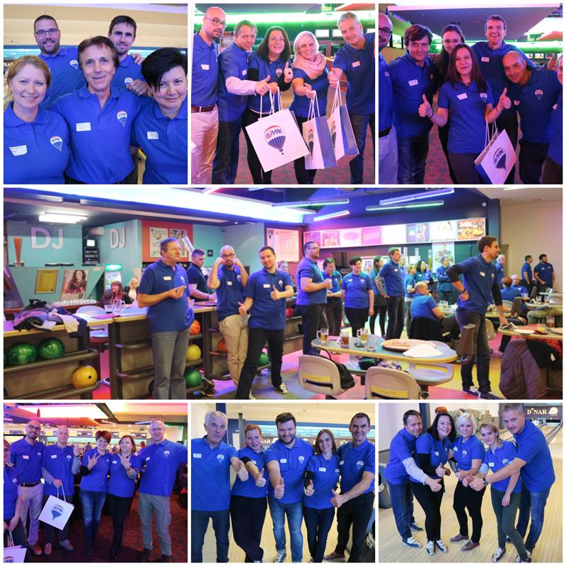 Dogodek: RE/MAX-ov prednovoletni nepremičninski bowling