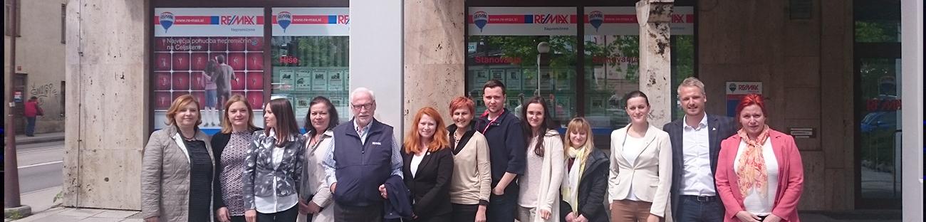 Frank Polzler na obisku v Sloveniji