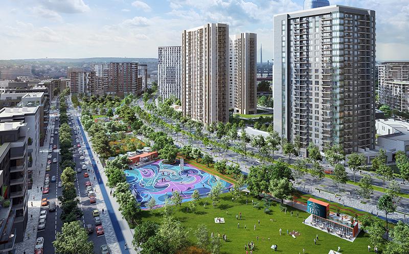 Beograd na vodi - nepremičnine REMAX - Belgrade Waterfront