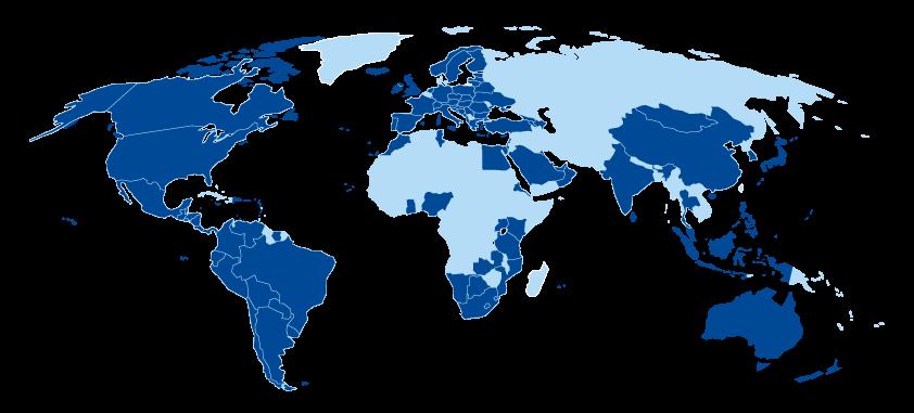 Mreža nepremičninskih agencij RE/MAX po svetu